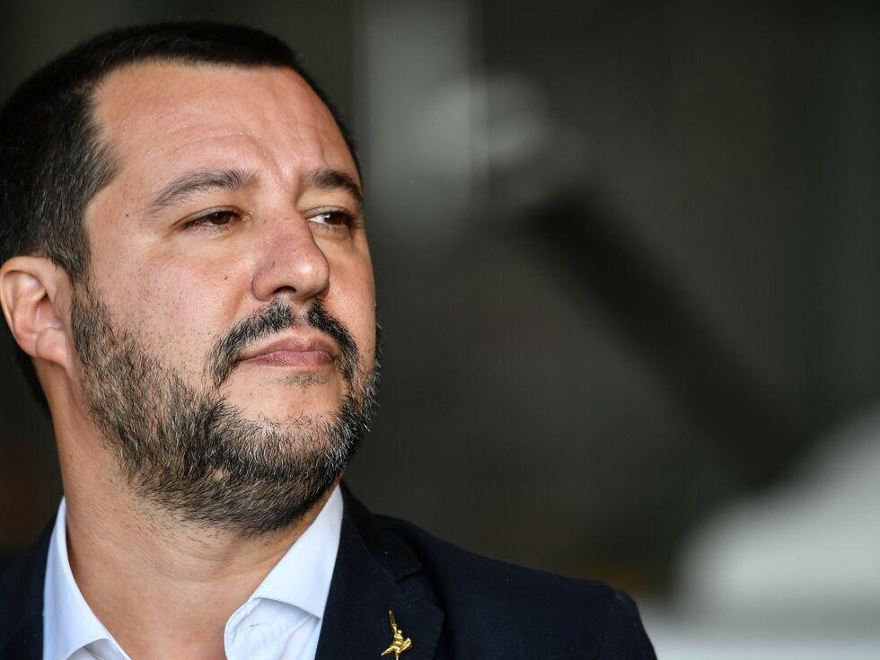 Salvini wettert gegen McDonald's-Werbung