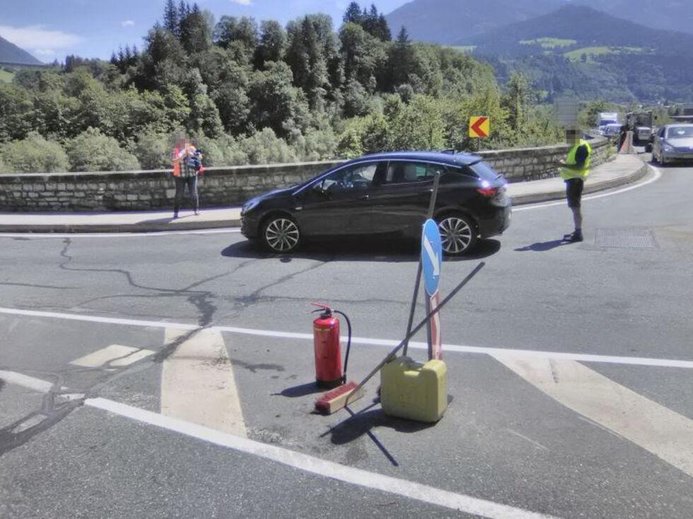 Bischofshofen: Mit 2 Promille und 110 km/h durchs Ortsgebiet