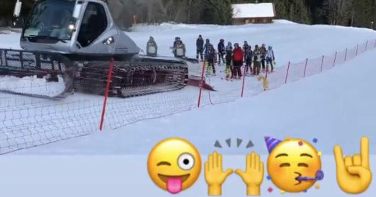 Nachtslalom in Flachau: Die Instagram-Posts der Ski-Stars ...