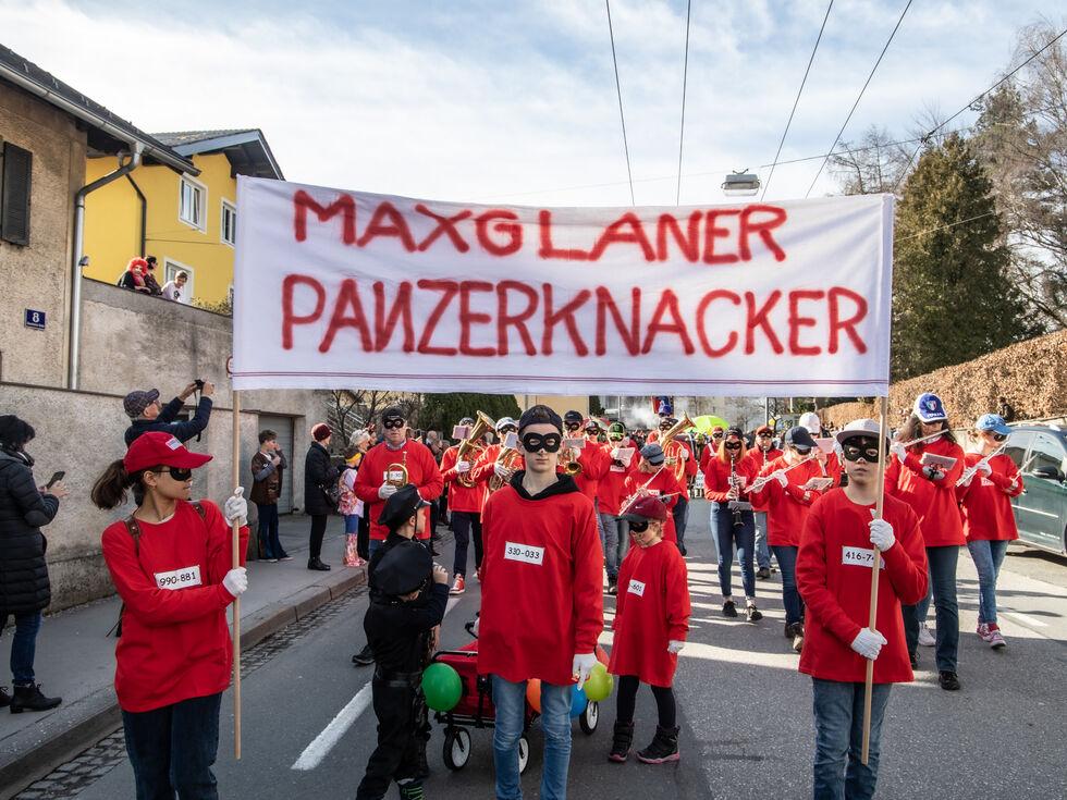 Fasching Sulzberg 2021