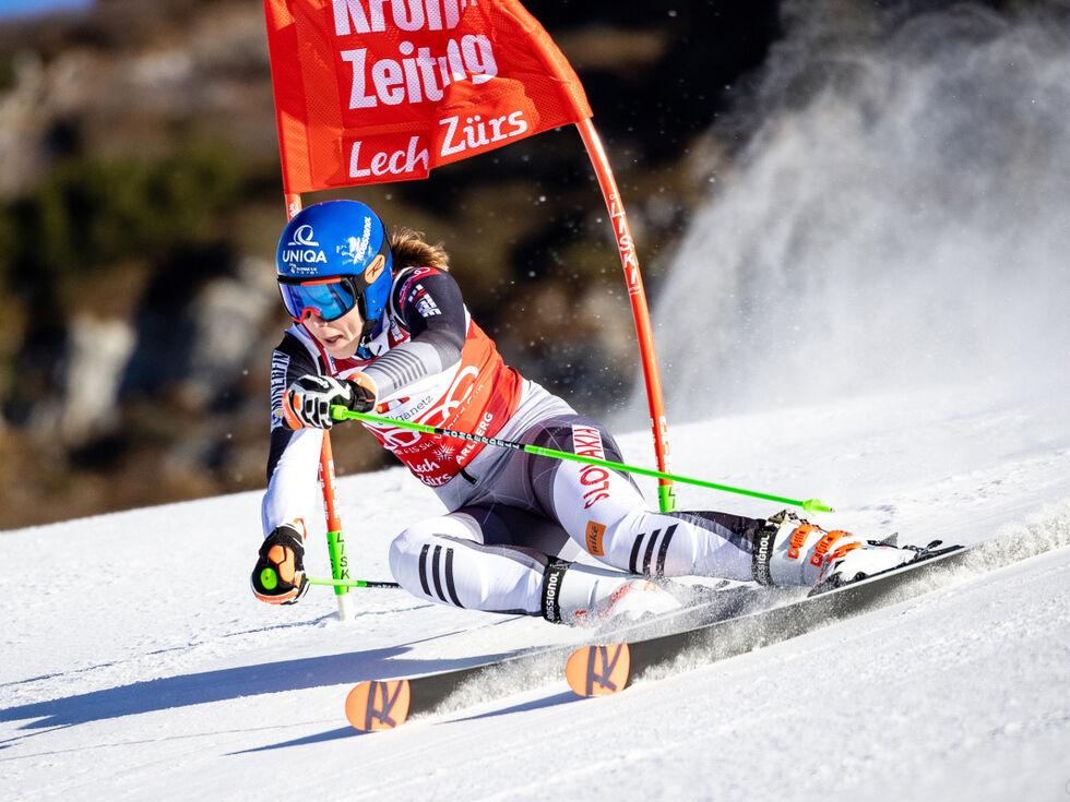 Vlhova gewinnt auch Parallel-Rennen von Lech/Zürs