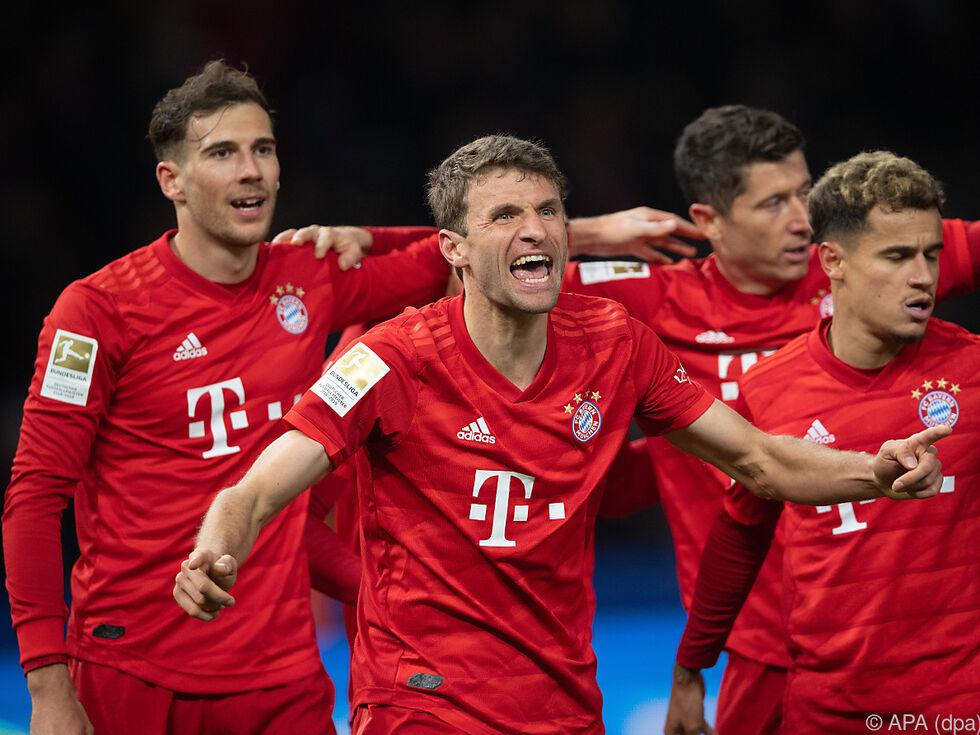 Thomas Müller bleibt ein Bayer