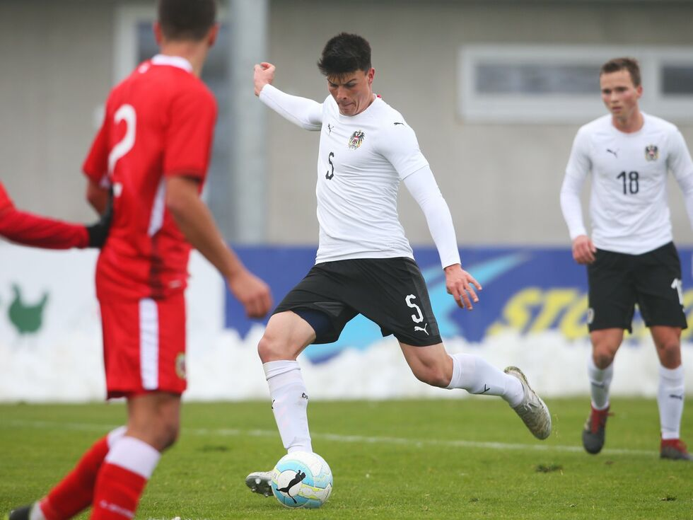 Österreichs U19 feiert 14:0-Schützenfest