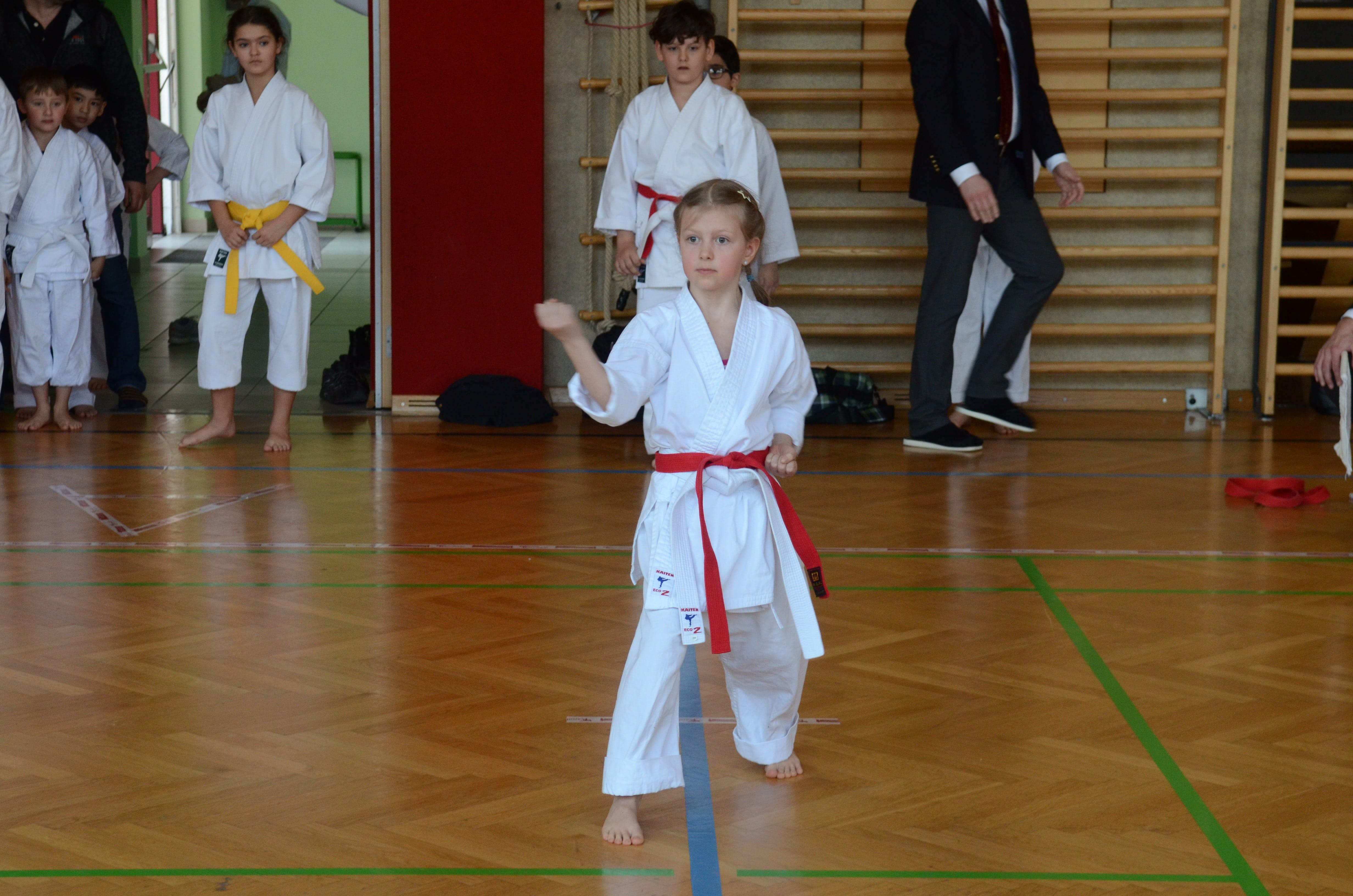 Salzburg hat neue Karate-Landesmeister