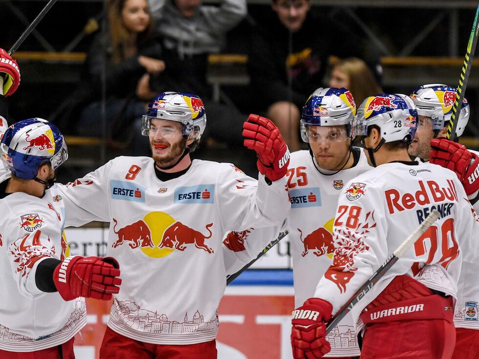 Salzburg mit klarem Sieg gegen Dornbirn