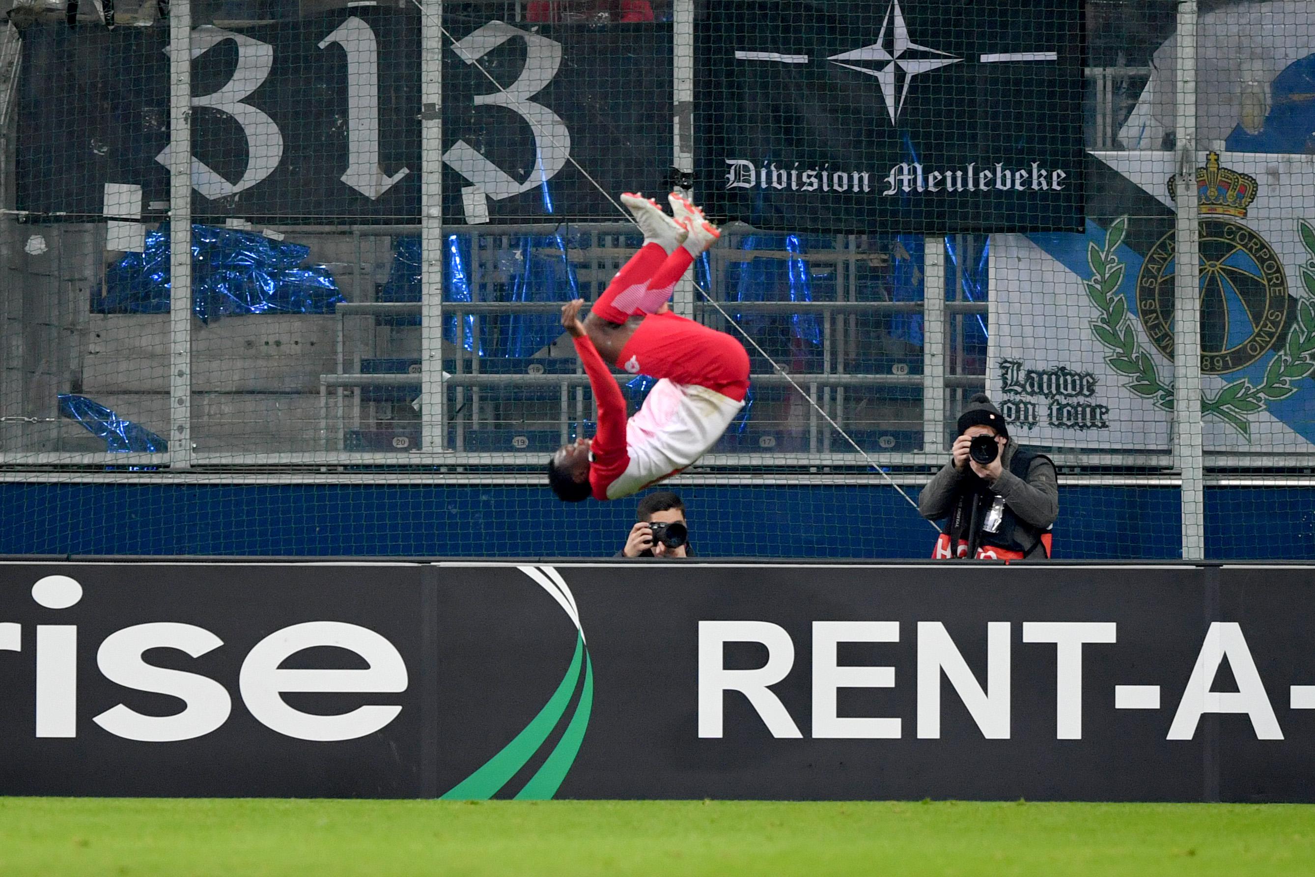 Daka lässt Salzburg in Europa League träumen