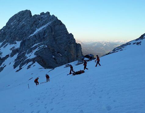 Tdlicher Alpinunfall bei Lofer - SALZBURG24