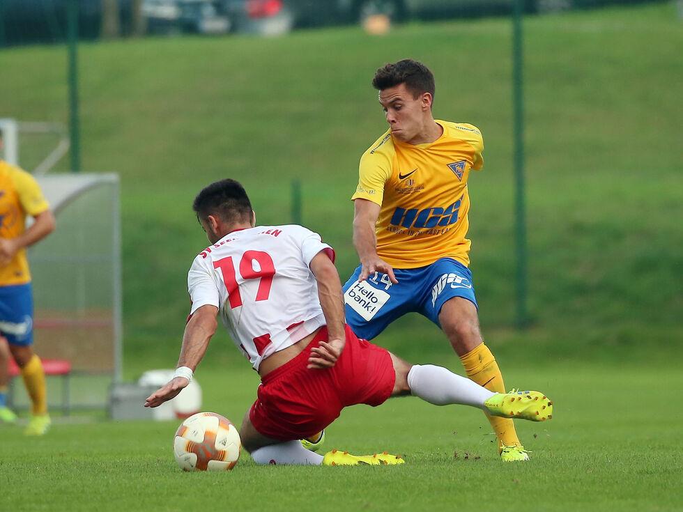 """""""Mini Lainer"""" vor Sprung in 2. Liga"""