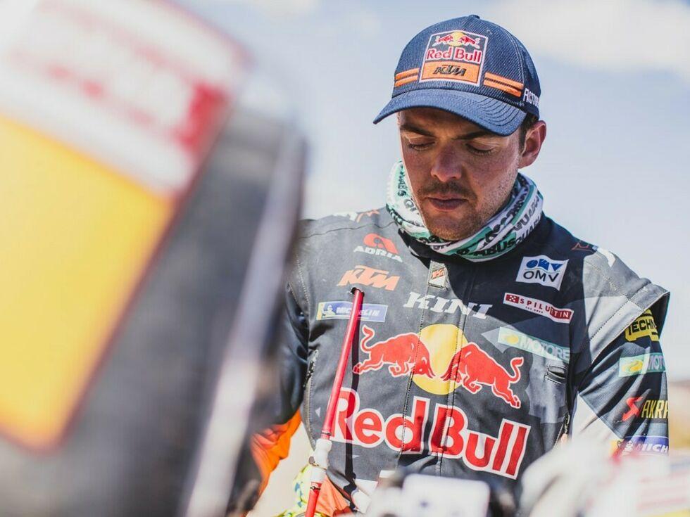 Walkner steht vor Dakar-Rallye vor letzten Tests