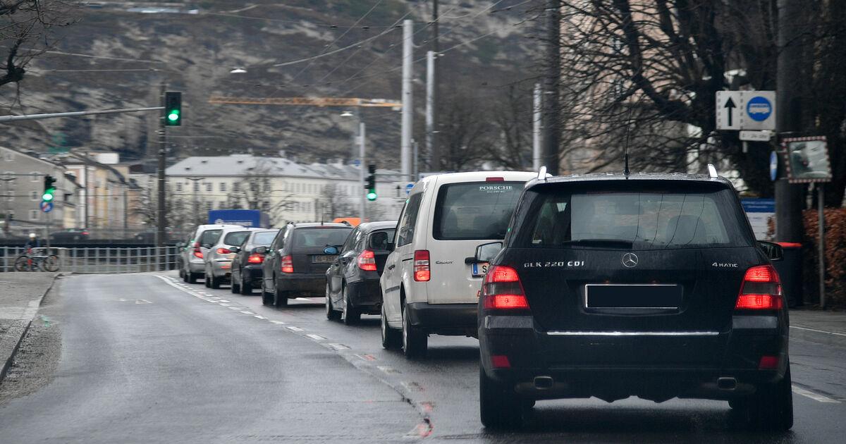 Mobilitätsstrategie der Bürgerliste: Weniger Autoverkehr in Salzburg