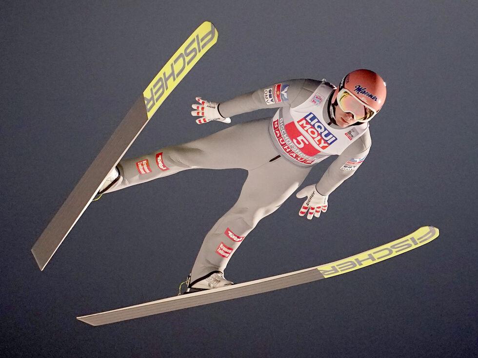 Huber springt in Zakopane-Quali auf Rang vier