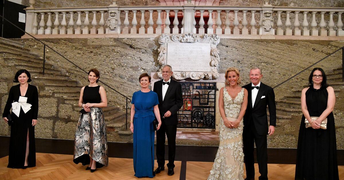 Festspiele: Promi- und Politikerauflauf - SALZBURG24