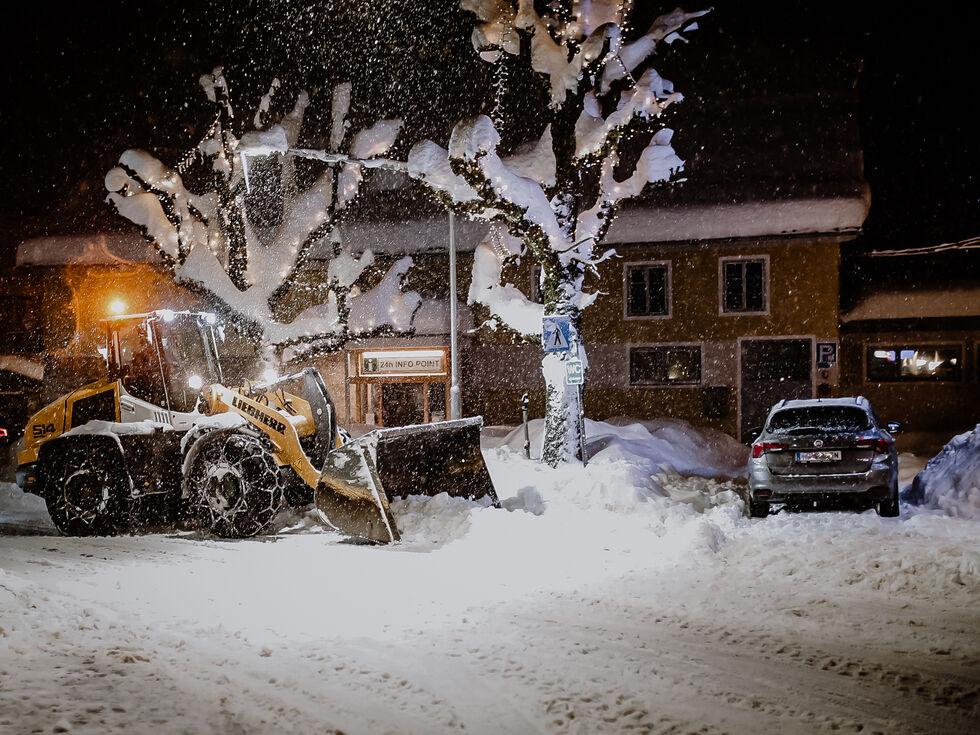 Abtenau versinkt im Schnee - SALZBURG24