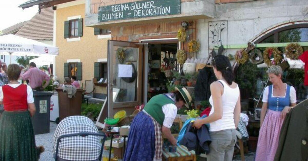 Flohmarkt Scheffau