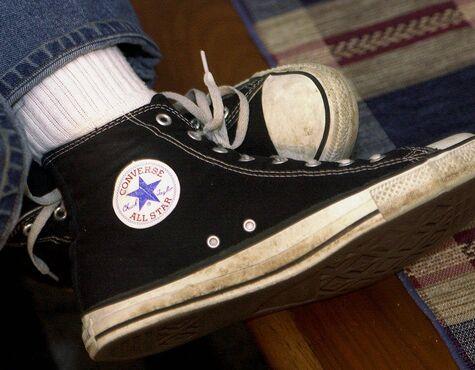 "Converse: 31 Klagen wegen kopierter ""Chucks"" SALZBURG24"