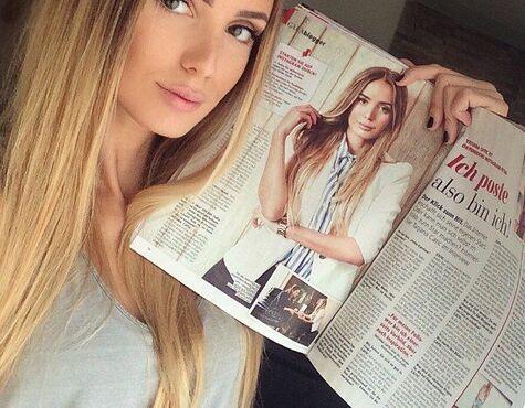 Tatjana Catic Oberosterreicherin Ist Star Auf Instagram Salzburg24