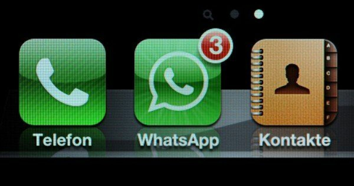 Rufnummernwechsel Whatsapp