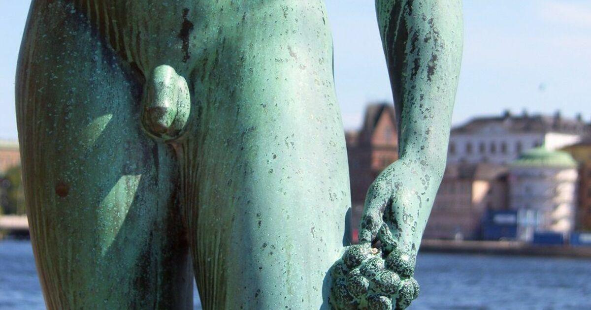 Penis der kleinste Britin hat