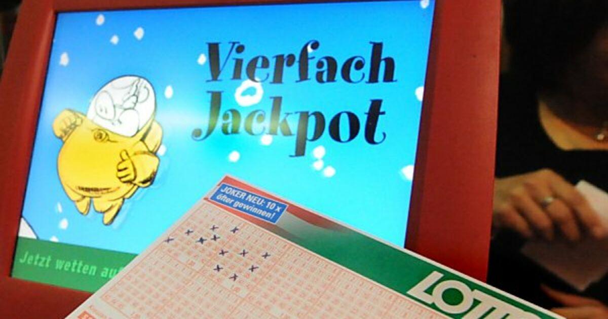 aktueller lotto jackpot mittwoch