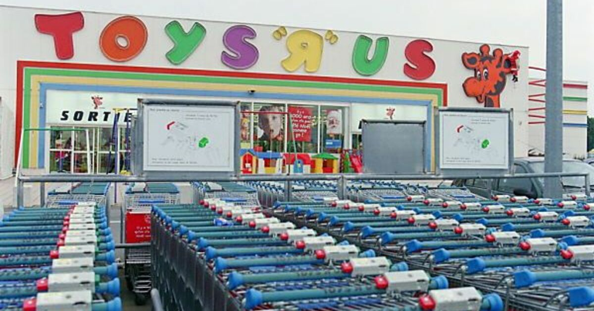 Toys R Us Salzburg