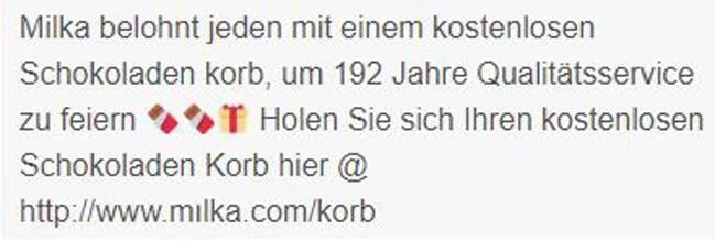 whatsapp kettenbrief love