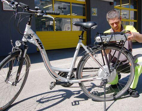 E Bike: Akkus vor Hitze schützen! SALZBURG24