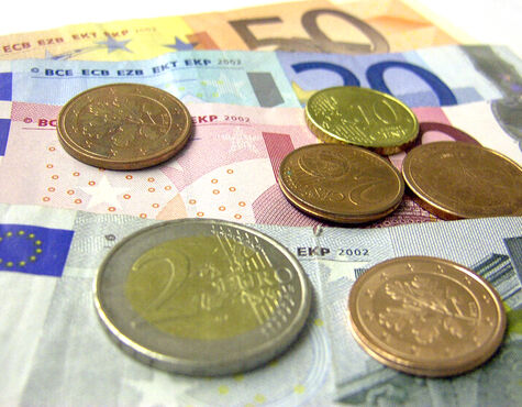 3000 euro schulden