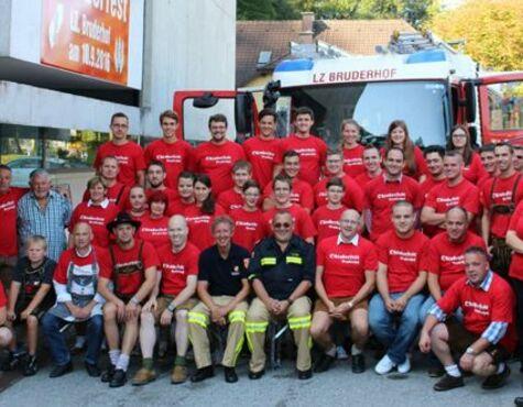 Salzburger Löschzug Bruderhof lädt zum Feuerwehr-Oktoberfest
